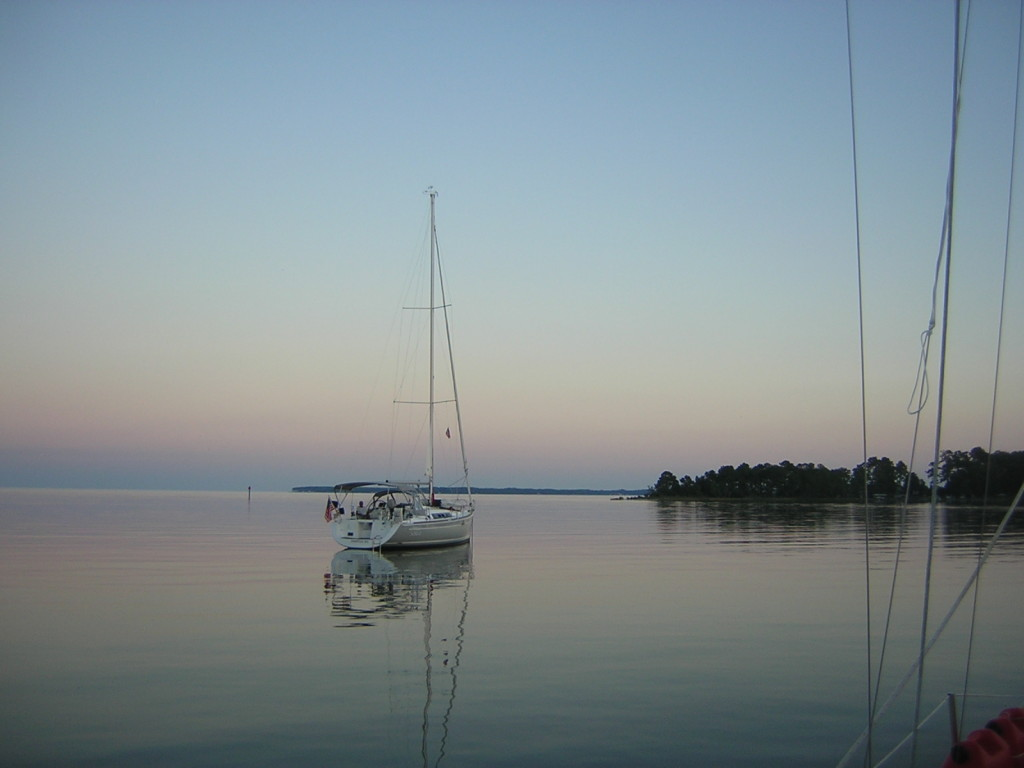 S/V Seneca in Deltaville, MD