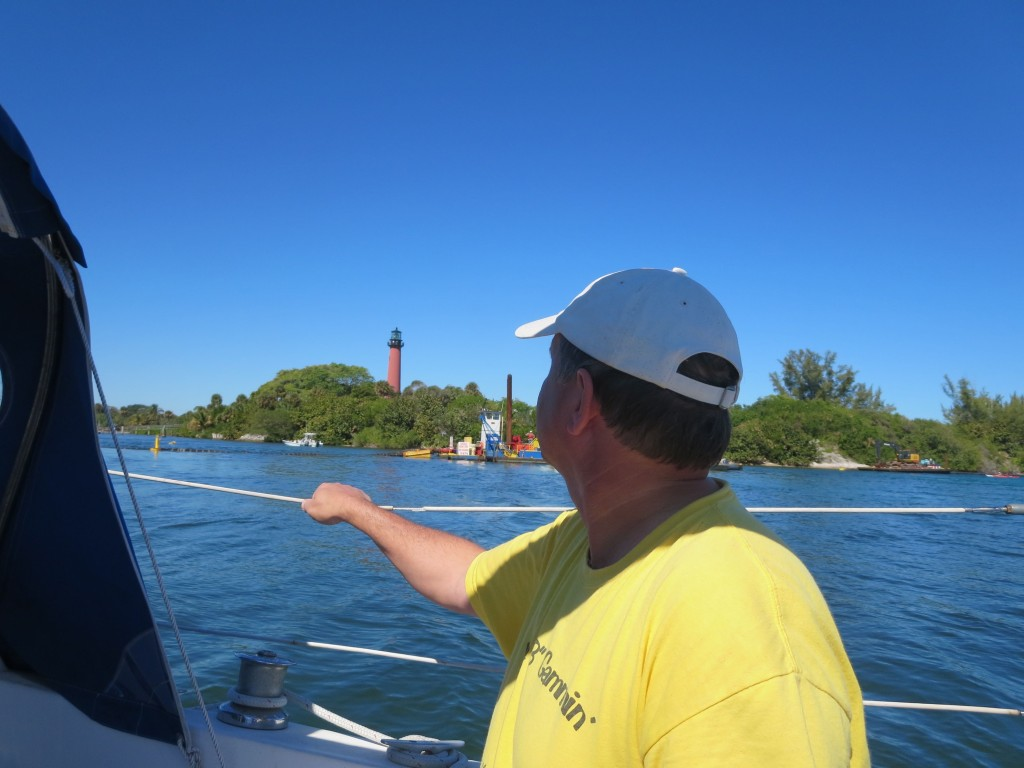 Jupiter Inlet Light, and Phil.